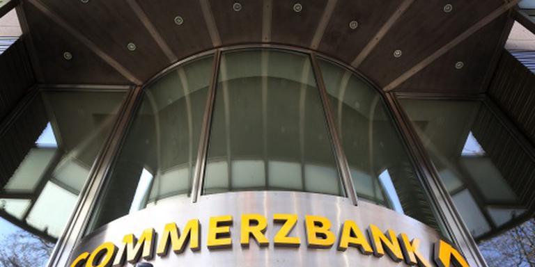 'Commerzbank wil miljarden cash opslaan'