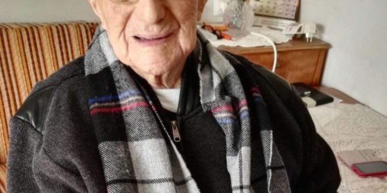 Overlevende Auschwitz oudste man ter wereld