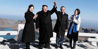 Kim stuurt lading paddenstoelen naar Z-Korea