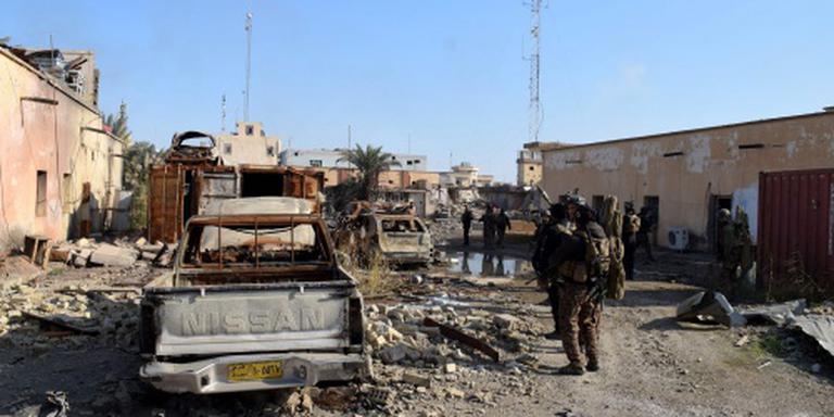 'Nog honderden IS-strijders in Ramadi'