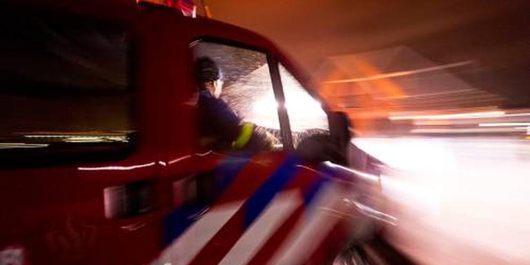 Evacuatie zorgcentrum door brand