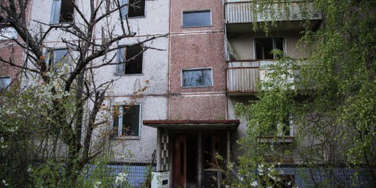 Bijdrage Nederland aan opruimen 'Tsjernobyl'