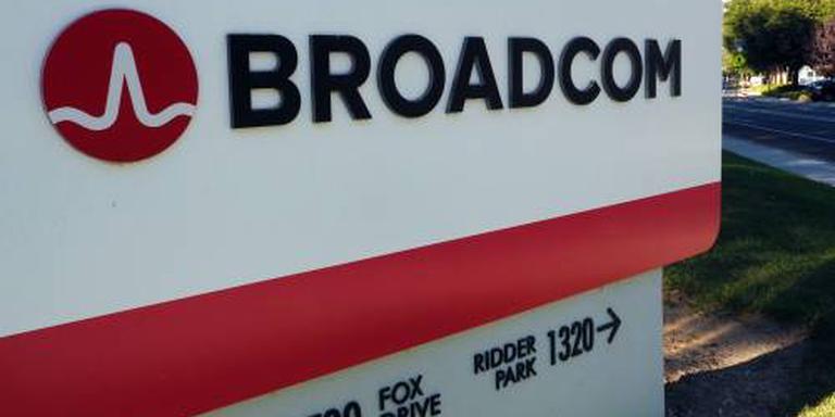 Broadcom geeft strijd om Qualcomm op