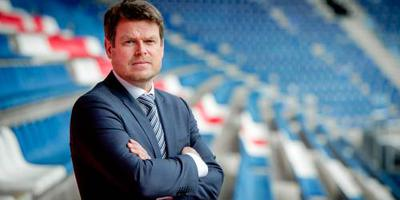 Directeur Eisenga gaat weg bij Heerenveen