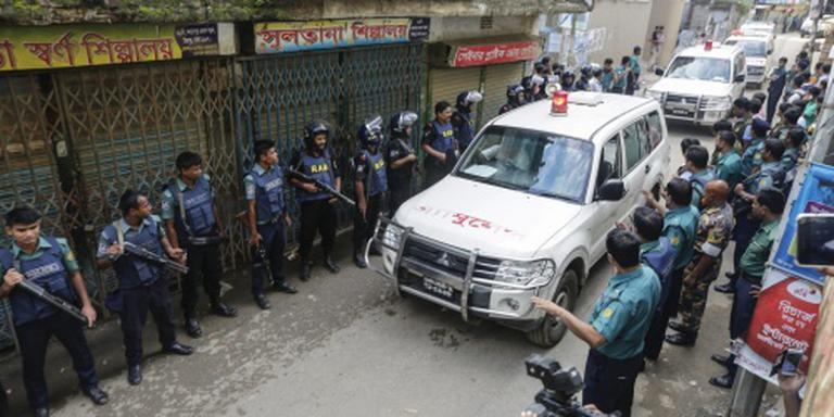 Politie kent organisatoren bloedbad Dhaka