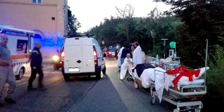 Burgemeester: Helft dorp Amatrice is weg
