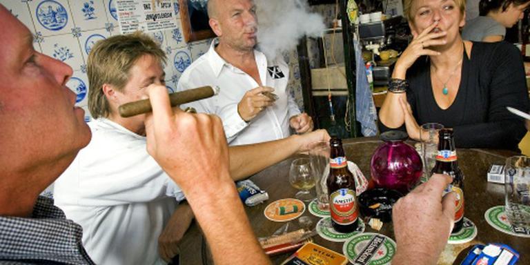Steeds meer rookruimtes in kroegen
