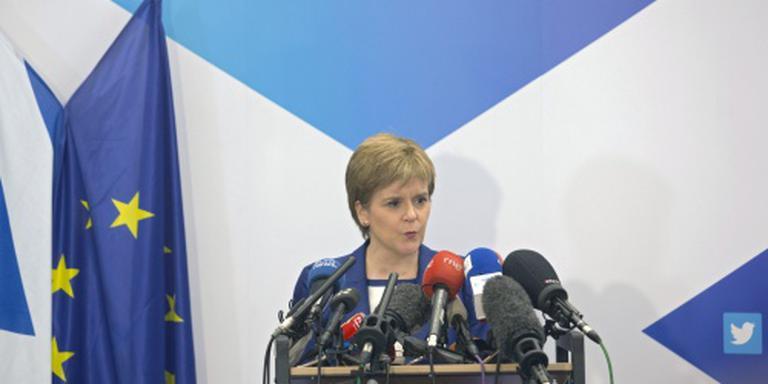 Schotse premier Sturgeon optimistisch