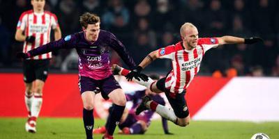 PEC Zwolle huurt Duitser Strieder van FC Utrecht