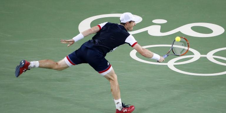 Tennisser Murray pakt opnieuw goud op Spelen