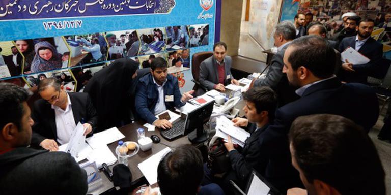 Heleboel kandidaten voor verkiezingen Iran