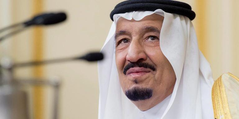 Saudische regering op de schop