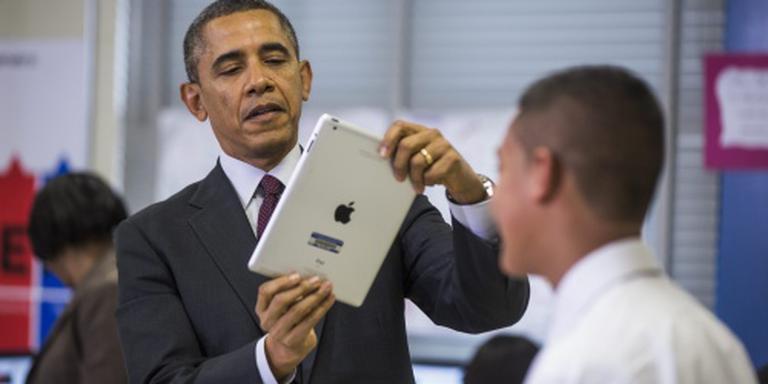 'Twitter censureerde berichten aan Obama'