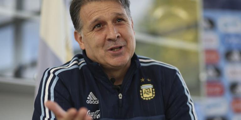 Boze Martino weg als bondscoach Argentijnen