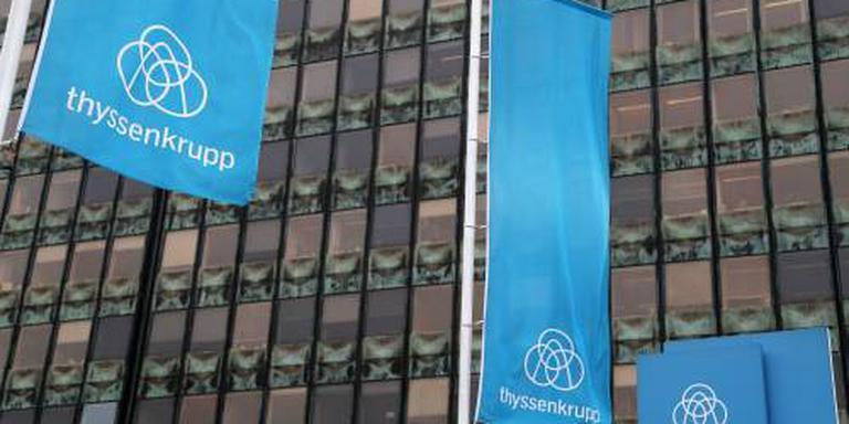 'ThyssenKrupp wil betere fusiedeal met Tata'