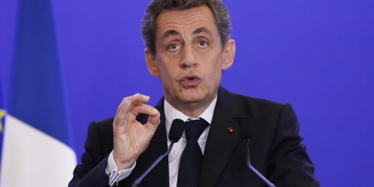 Sarkozy bevestigt kandidatuur presidentschap