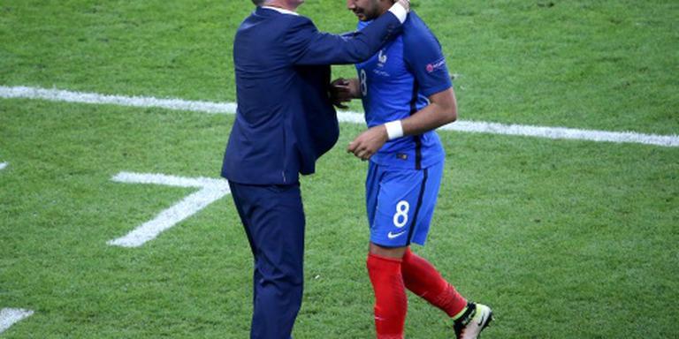 Franse bondscoach Deschamps opgelucht