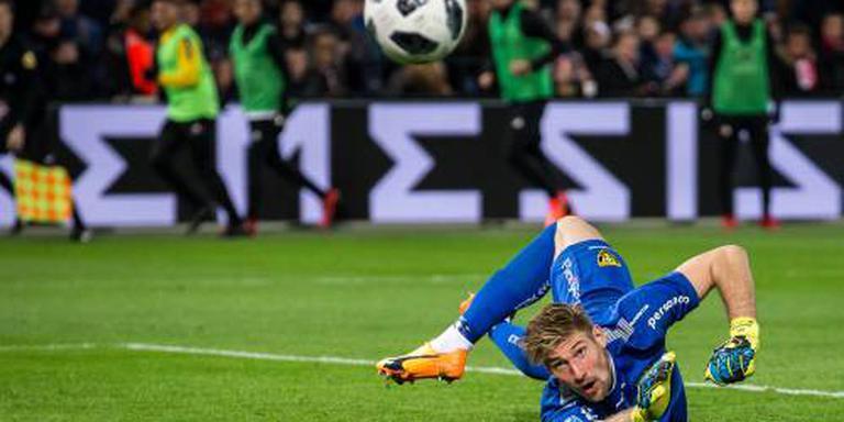Doelman Unnerstall via PSV terug naar VVV