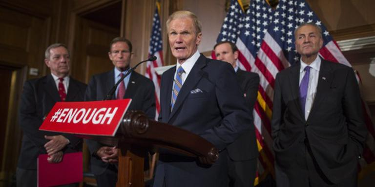 Senaat niet akkoord over beperking wapenbezit
