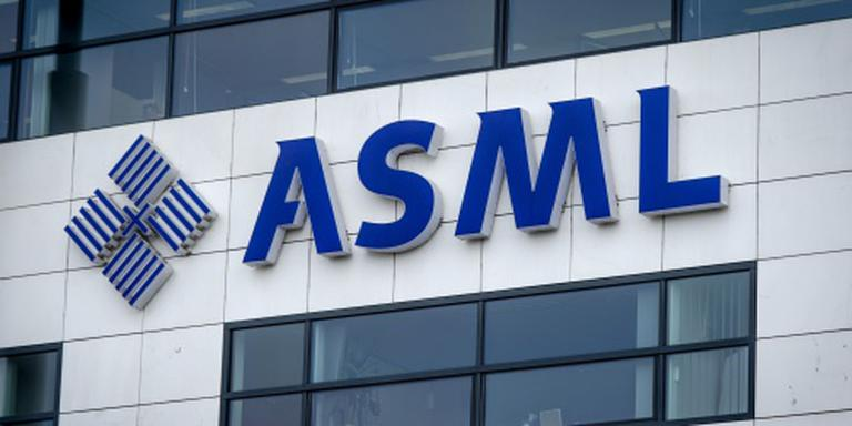 Miljardenovername voor ASML