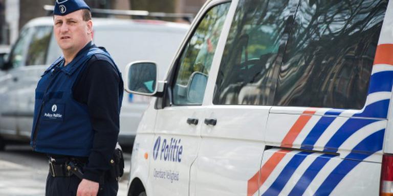 Dader overleden na machete-aanval Charleroi