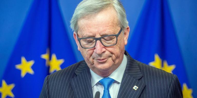 Juncker wil een Europese veiligheidsunie