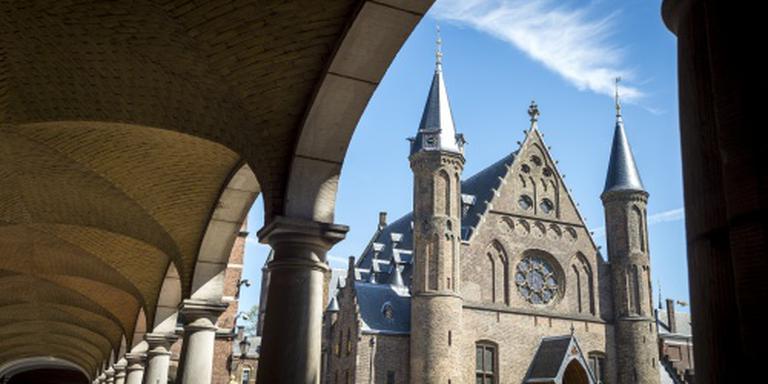 Drie varianten voor renovatie Binnenhof
