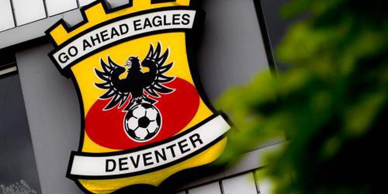 Lugt weg als voorzitter Go Ahead Eagles