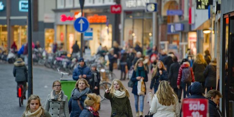 Koopzondag Leeuwarden