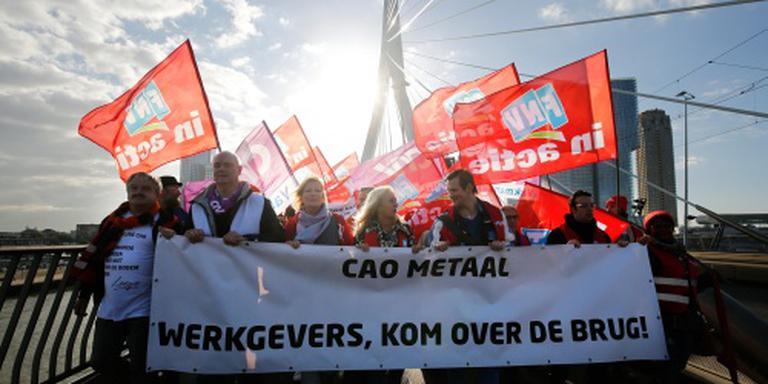 Akkoord over nieuwe cao metaalwerkers