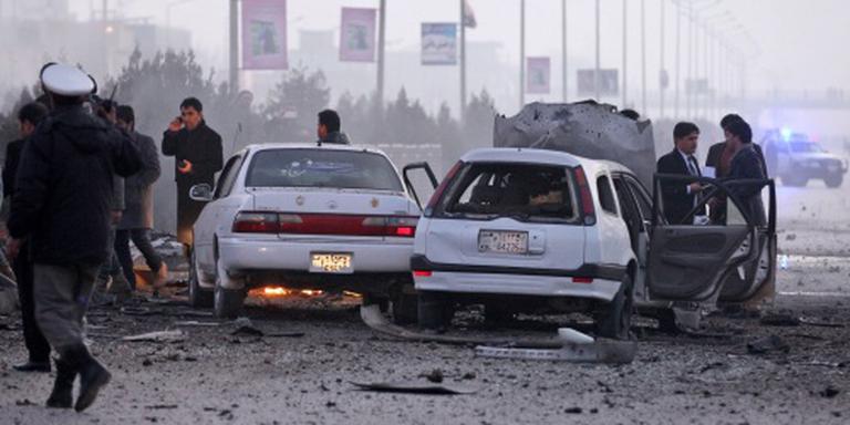 Aanslag in Kabul gericht op media