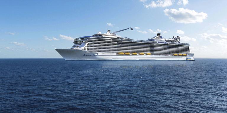 Video: Vuurdoop voor Anthem of the Seas