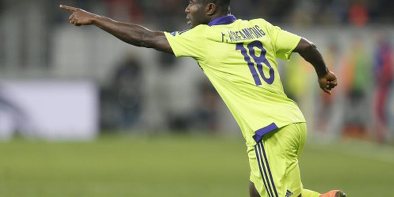 Anderlecht opent met zege in Moeskroen