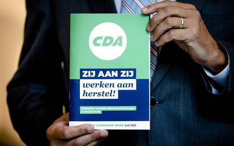 Het CDA als voorbeeld