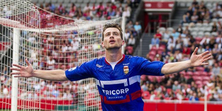 Willem II verslaat Ajax in ArenA
