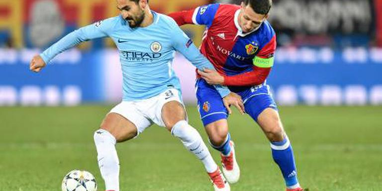 City laat Basel kansloos