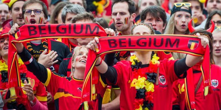 Koning Filip: 'Allemaal naar Lille'