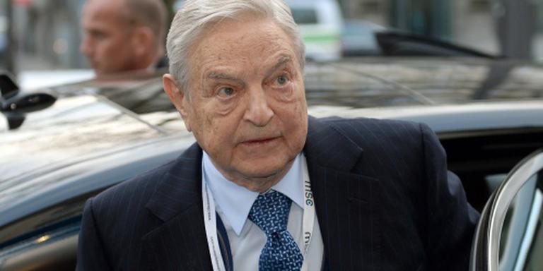 Soros-miljoenen naar organisaties Nederland