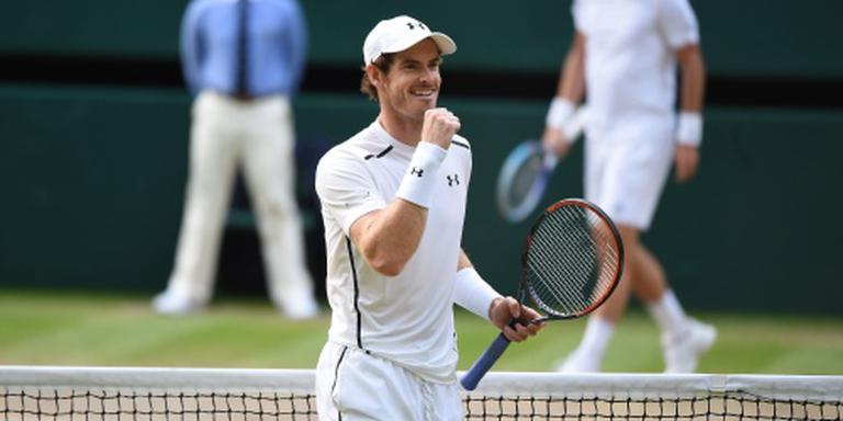 Tennisser Murray naar finale World Tour