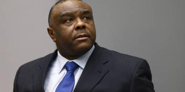 Bemba als presidentskandidaat terug naar Congo