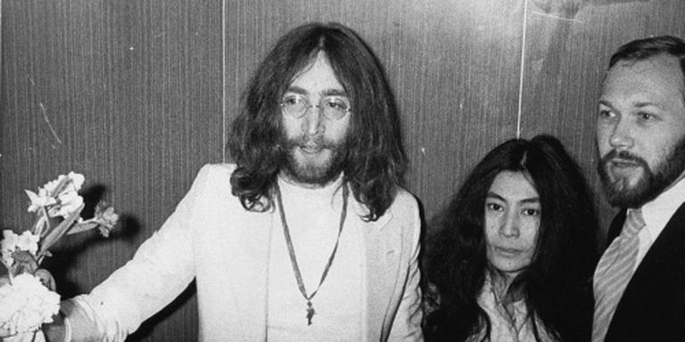Brief van elfjarige Lennon onder de hamer