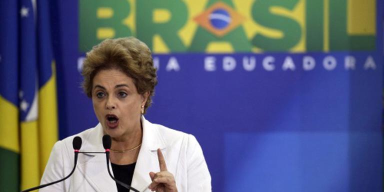 Stemming over afzetting Rousseff gaat door