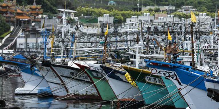 Taiwan verwacht eerste tyfoon