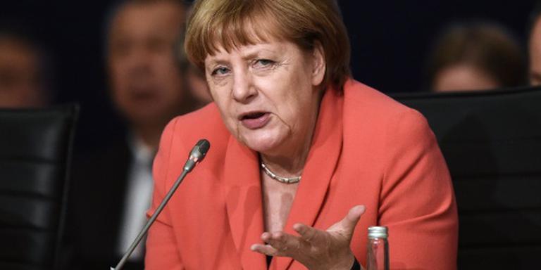 Merkel: niet bezorgd over vluchtelingendeal
