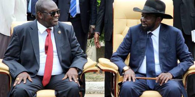 Zuid-Soedanese leiders gaan in gesprek