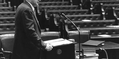 Oud-minister Frans Andriessen (89) overleden
