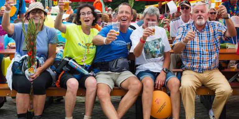 Een biertje minder voor een duurzaam festival