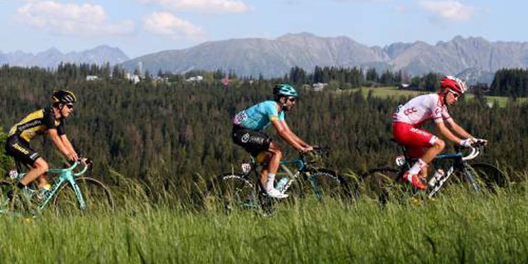 Wielrenner Tolhoek debuteert in de Tour