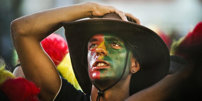 Uitzinnige Portugezen vieren EK-overwinning