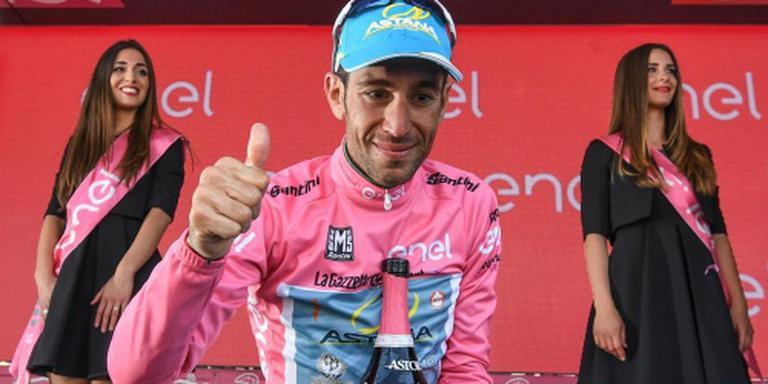 Eindzege Nibali in Giro, Kruijswijk vierde